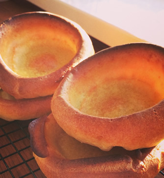 Big Yorkshire Puddings
